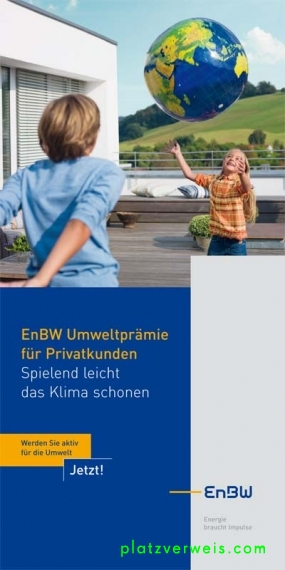 ENBW Umweltprämie